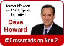 Dave Howard at Crossroads
